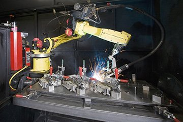 Laser Metal Fabrication Machine - G&W Products