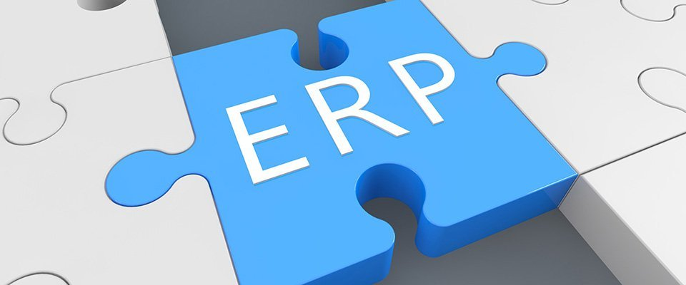 Enterprise Resource Planning - G&W Products