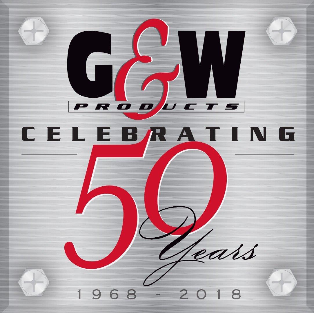 G&W 50th Logo (Round 2)
