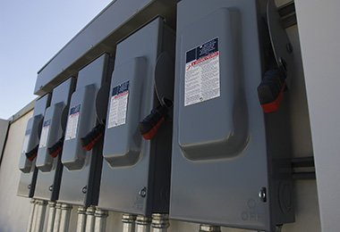 IDUSTRICAL ELECTRICAL BREAKER BOXES